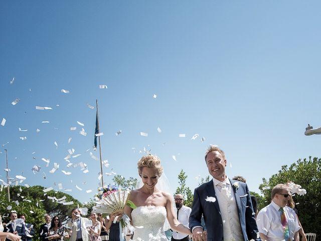 Il matrimonio di Adrian e Zenna a Livorno, Livorno 39