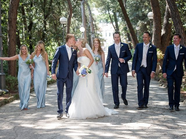 Il matrimonio di Adrian e Zenna a Livorno, Livorno 37