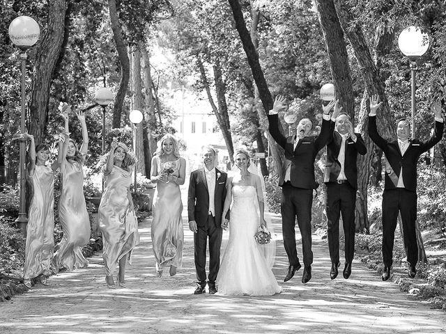 Il matrimonio di Adrian e Zenna a Livorno, Livorno 36