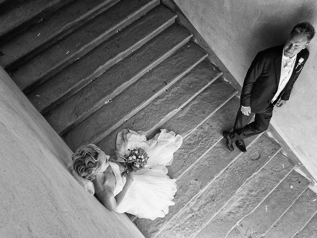 Il matrimonio di Adrian e Zenna a Livorno, Livorno 48