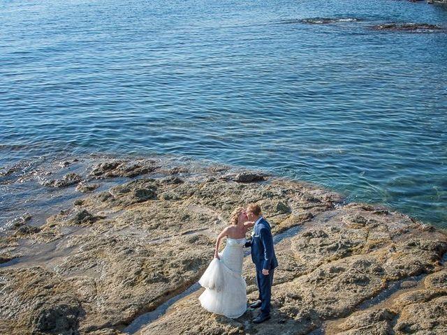Il matrimonio di Adrian e Zenna a Livorno, Livorno 61