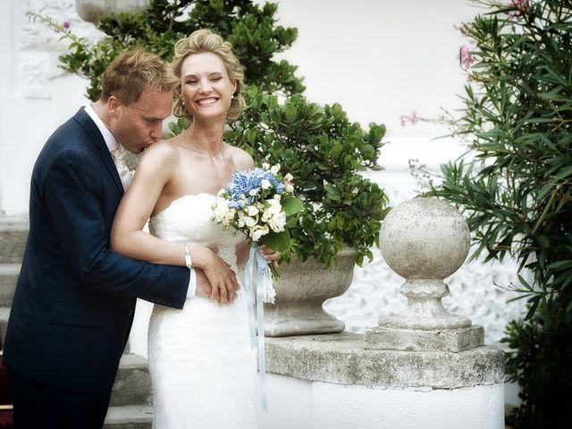 Il matrimonio di Adrian e Zenna a Livorno, Livorno 57