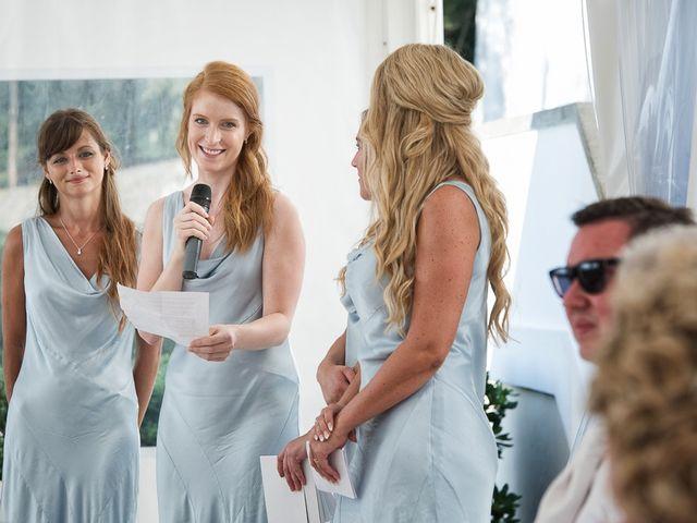 Il matrimonio di Adrian e Zenna a Livorno, Livorno 76