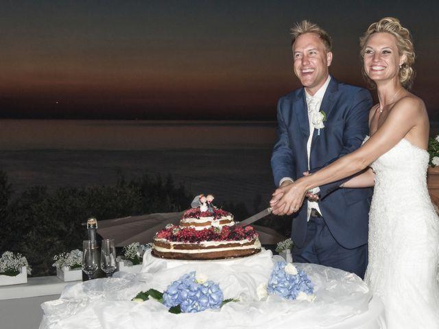 Il matrimonio di Adrian e Zenna a Livorno, Livorno 73