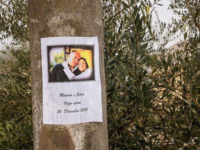 Il matrimonio di Marino e Sara a Ceprano, Frosinone 2