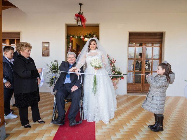 Il matrimonio di Marino e Sara a Ceprano, Frosinone 17