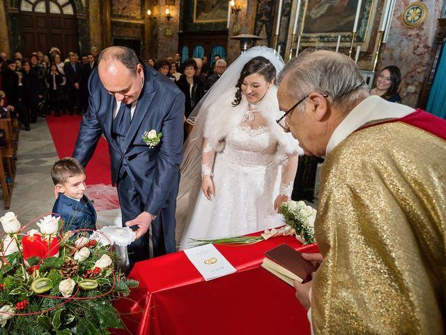 Il matrimonio di Marino e Sara a Ceprano, Frosinone 25