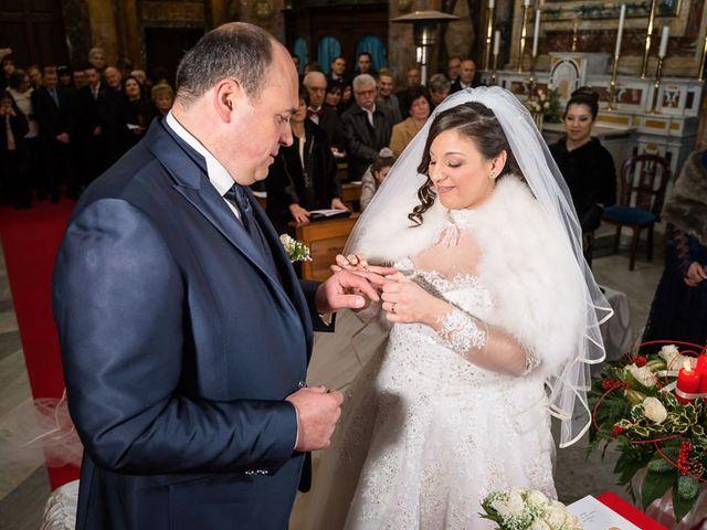 Il matrimonio di Marino e Sara a Ceprano, Frosinone 27