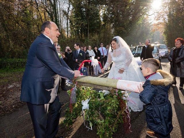Il matrimonio di Marino e Sara a Ceprano, Frosinone 33