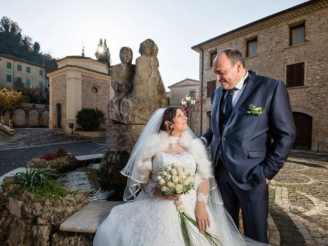 Il matrimonio di Marino e Sara a Ceprano, Frosinone 34