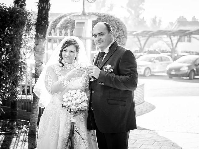 Il matrimonio di Marino e Sara a Ceprano, Frosinone 41