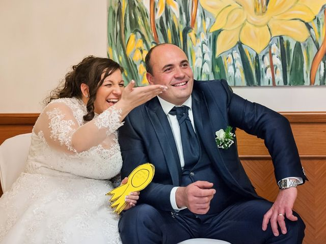Il matrimonio di Marino e Sara a Ceprano, Frosinone 46