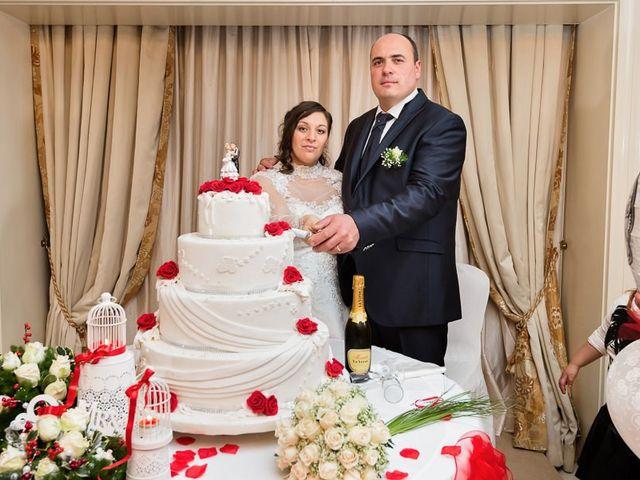 Il matrimonio di Marino e Sara a Ceprano, Frosinone 54