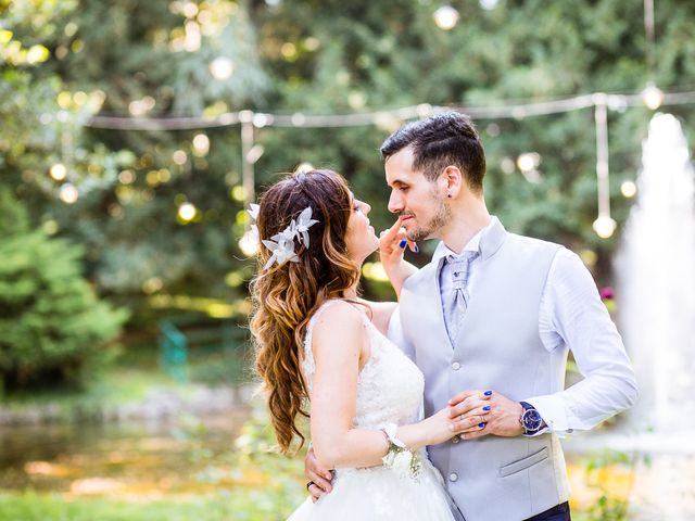 Il matrimonio di Fabio e Federica a Bonate Sotto, Bergamo 1