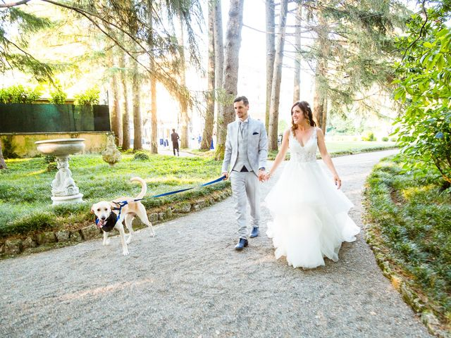 Il matrimonio di Fabio e Federica a Bonate Sotto, Bergamo 53