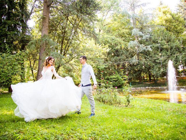 Il matrimonio di Fabio e Federica a Bonate Sotto, Bergamo 2