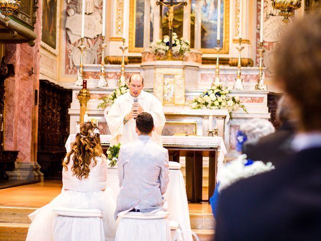 Il matrimonio di Fabio e Federica a Bonate Sotto, Bergamo 25