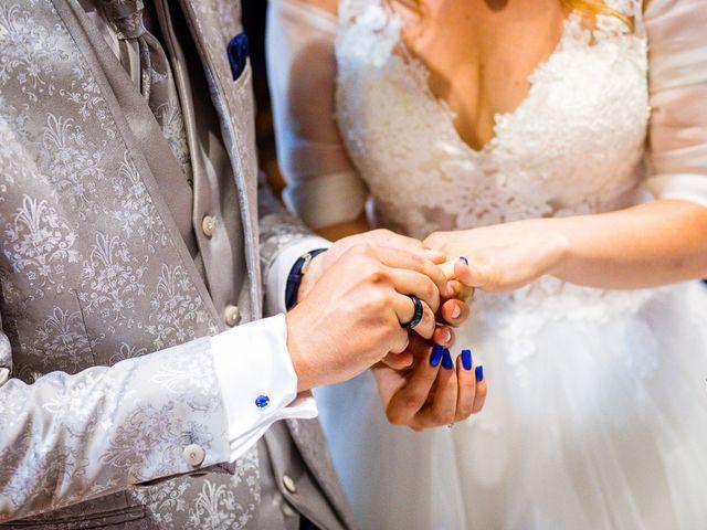 Il matrimonio di Fabio e Federica a Bonate Sotto, Bergamo 26