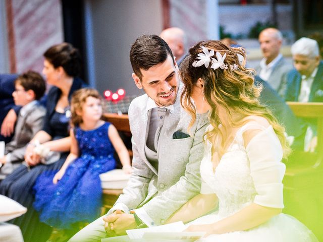 Il matrimonio di Fabio e Federica a Bonate Sotto, Bergamo 28