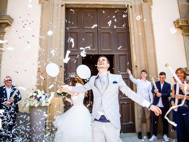 Il matrimonio di Fabio e Federica a Bonate Sotto, Bergamo 30