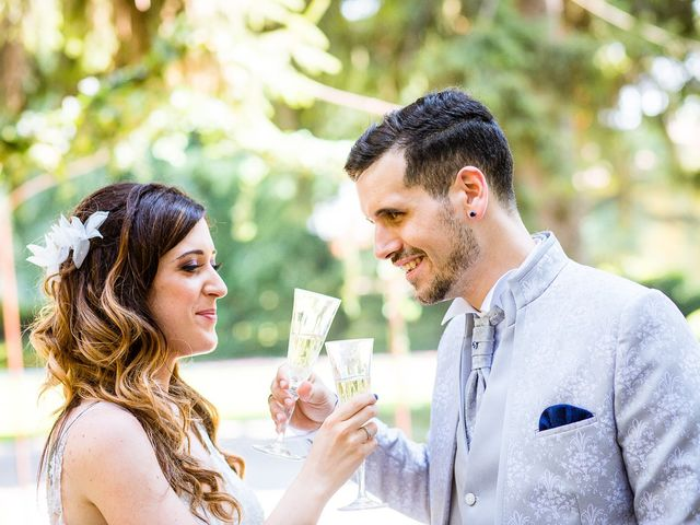 Il matrimonio di Fabio e Federica a Bonate Sotto, Bergamo 31