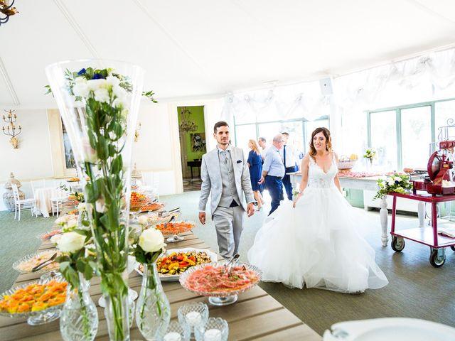 Il matrimonio di Fabio e Federica a Bonate Sotto, Bergamo 37