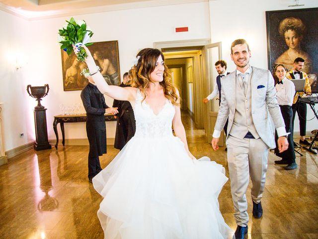 Il matrimonio di Fabio e Federica a Bonate Sotto, Bergamo 38