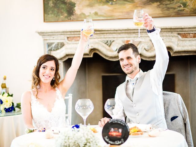 Il matrimonio di Fabio e Federica a Bonate Sotto, Bergamo 40
