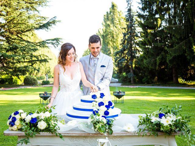 Il matrimonio di Fabio e Federica a Bonate Sotto, Bergamo 55