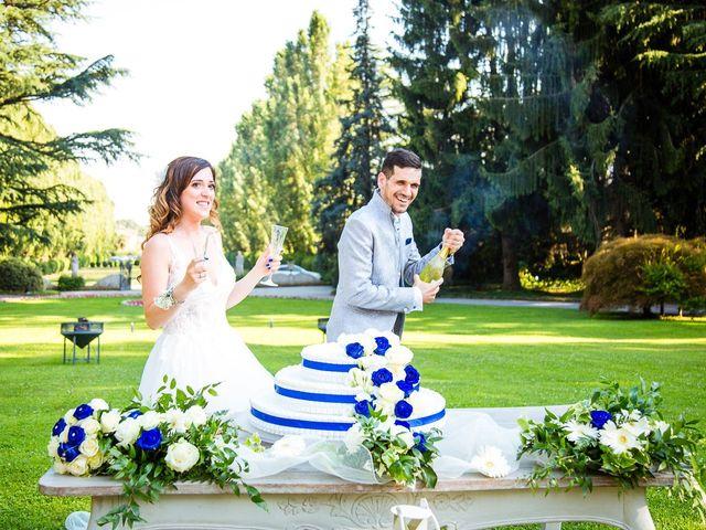 Il matrimonio di Fabio e Federica a Bonate Sotto, Bergamo 57