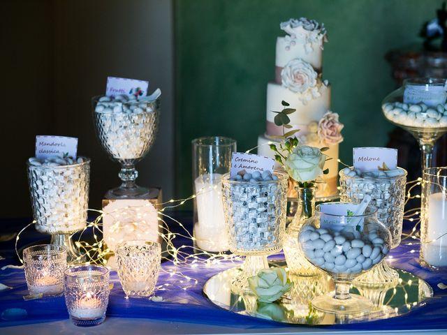 Il matrimonio di Fabio e Federica a Bonate Sotto, Bergamo 61