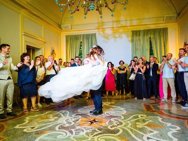 Il matrimonio di Fabio e Federica a Bonate Sotto, Bergamo 71