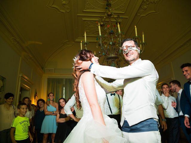 Il matrimonio di Fabio e Federica a Bonate Sotto, Bergamo 73
