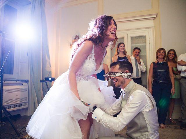 Il matrimonio di Fabio e Federica a Bonate Sotto, Bergamo 74