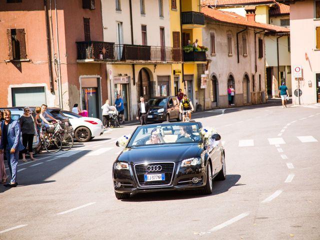 Il matrimonio di Fabio e Federica a Bonate Sotto, Bergamo 22