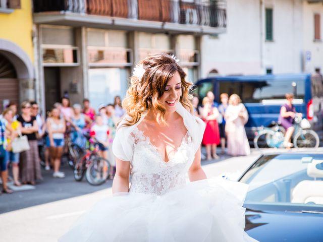 Il matrimonio di Fabio e Federica a Bonate Sotto, Bergamo 24