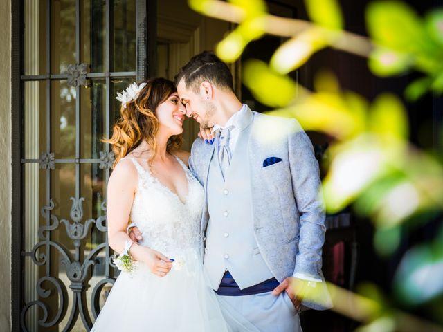 Il matrimonio di Fabio e Federica a Bonate Sotto, Bergamo 35