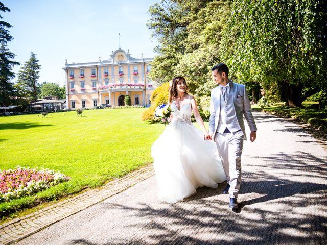 Il matrimonio di Fabio e Federica a Bonate Sotto, Bergamo 42