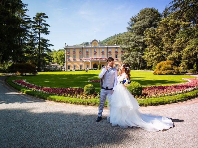Il matrimonio di Fabio e Federica a Bonate Sotto, Bergamo 63