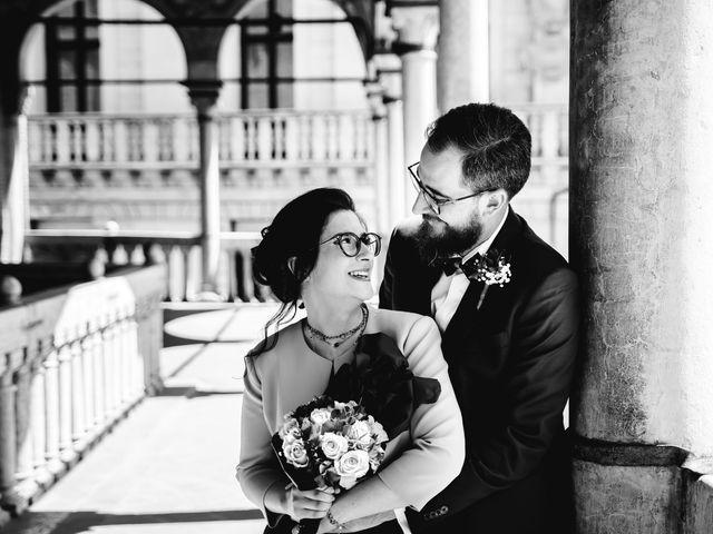 Le nozze di Antonella e Ruben