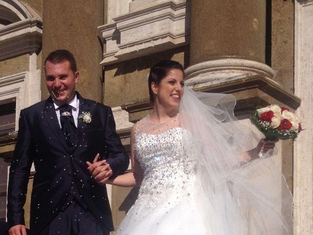 le nozze di Gianpaolo e Ida