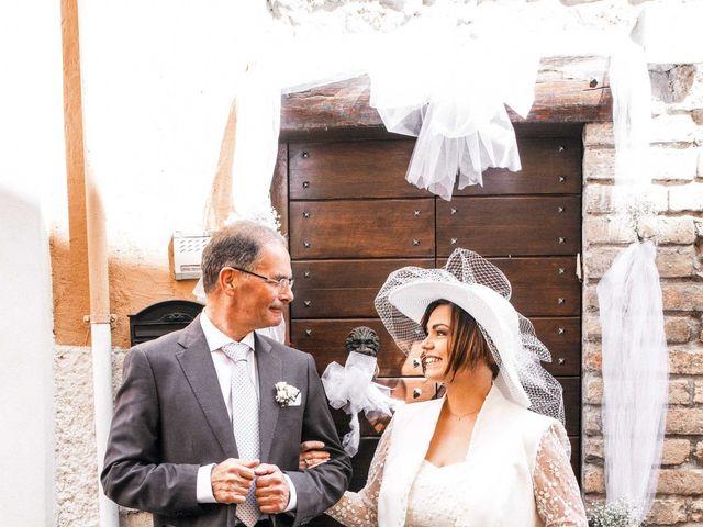 Il matrimonio di Jacopo e Vanessa a Roma, Roma 8