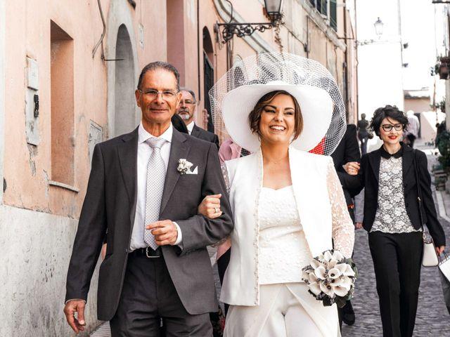 Il matrimonio di Jacopo e Vanessa a Roma, Roma 9