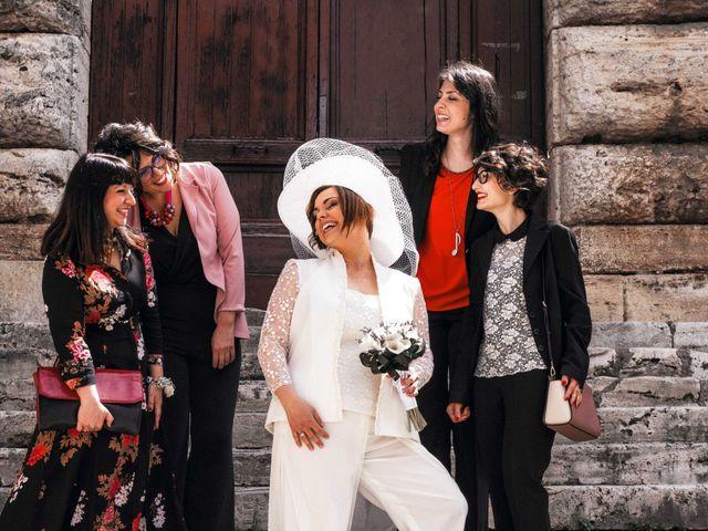 Il matrimonio di Jacopo e Vanessa a Roma, Roma 11