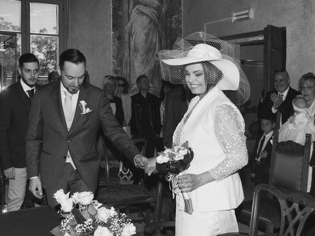 Il matrimonio di Jacopo e Vanessa a Roma, Roma 14