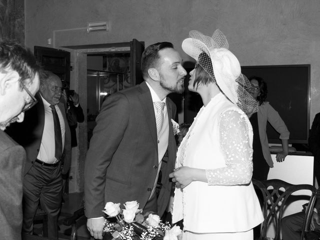 Il matrimonio di Jacopo e Vanessa a Roma, Roma 17