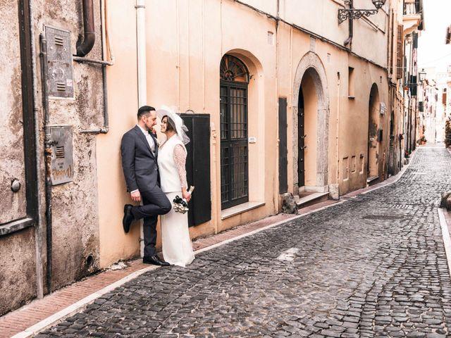 Il matrimonio di Jacopo e Vanessa a Roma, Roma 20