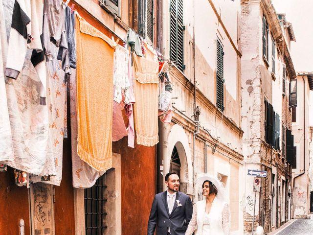 Il matrimonio di Jacopo e Vanessa a Roma, Roma 23