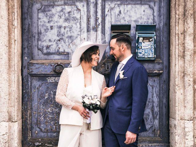 Il matrimonio di Jacopo e Vanessa a Roma, Roma 25