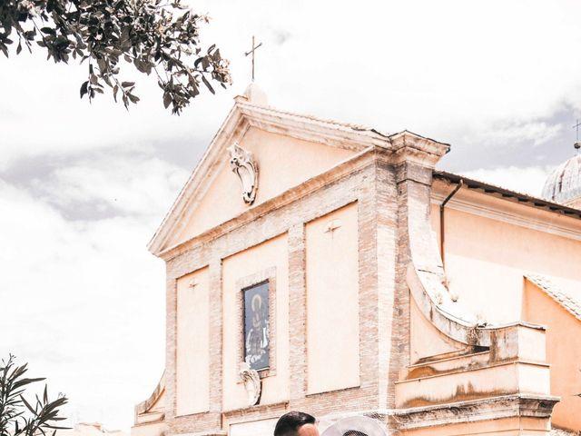 Il matrimonio di Jacopo e Vanessa a Roma, Roma 26